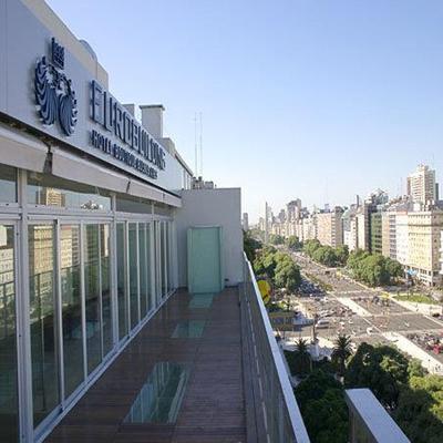 Eurobuilding Hotel Boutique Buenos Aires - Buenos Aires - Balcony