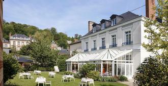 Hôtel L' Ecrin - הונפלואור