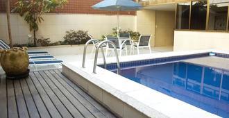 依帕內瑪海灘之星 Mc 公寓酒店 - 里約熱內盧 - 里約熱內盧 - 游泳池