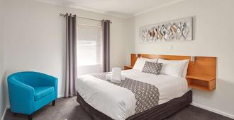 Elphin Motel & Serviced Apartments - Launceston - Bedroom