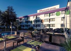 Mercure Hotel Saarbrücken Süd - זארבריקן - בריכה