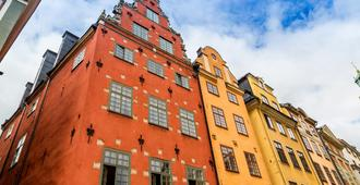 Old Town Lodge - Stockholm - Bâtiment