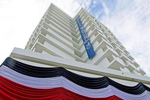 The Executive Hotel - Thành phố Panama - Toà nhà