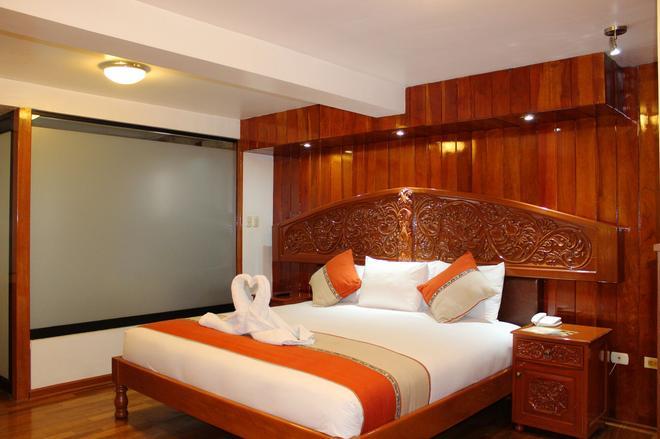 Hotel Cusco Jungle - Cusco - Bedroom