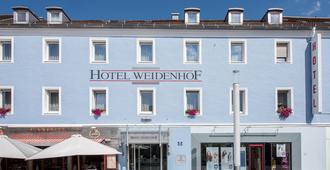 Hotel Weidenhof - Regensburg - Building