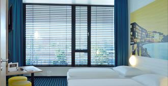 B&B Hotel Münster-Hafen - מינסטר - חדר שינה