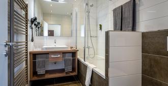 英塞爾酒店 - 波昂 - 波恩 - 浴室