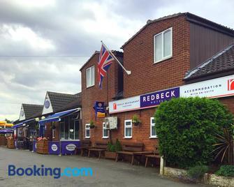 Redbeck Motel - Wakefield - Gebouw
