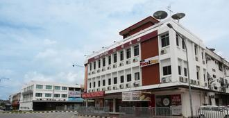 Place2Stay - Chinatown - Kuching - Rakennus