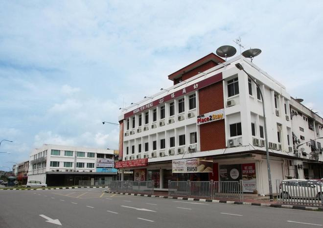 Place2Stay @ Chinatown - Kuching - Rakennus