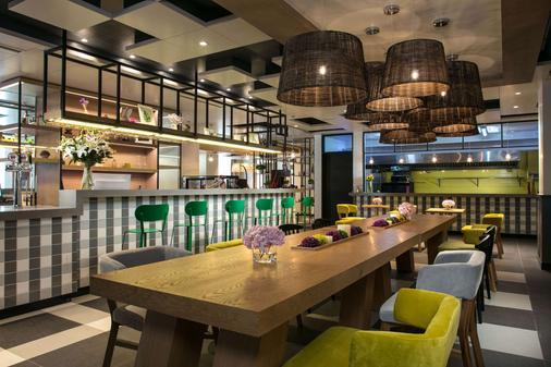 Campanile Shanghai Jing An Hotel - Shanghai - Bar