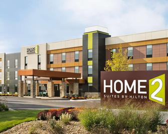 Home2 Suites by Hilton Joliet Plainfield - Joliet - Κτίριο