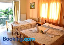 Apollo Pavilion Apartments - Myrina - Bedroom