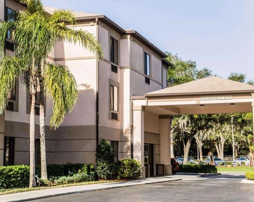 Sleep Inn and Suites Lakeland I-4 - Lakeland - Building