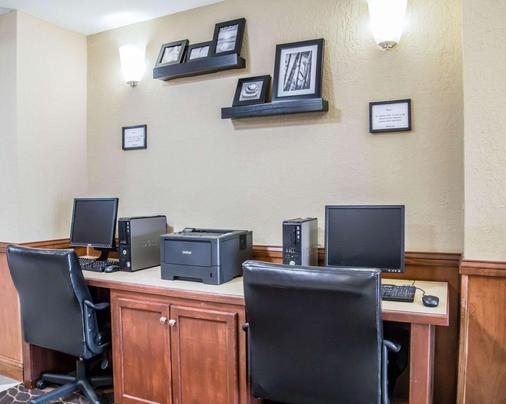 Sleep Inn and Suites Lakeland I-4 - Lakeland - Business centre