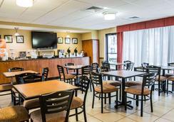 Sleep Inn and Suites Lakeland I-4 - Lakeland - Restaurant