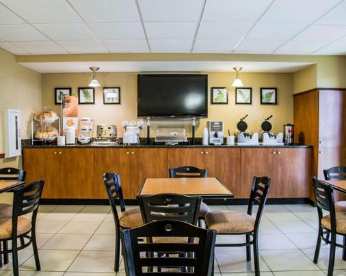 Sleep Inn and Suites Lakeland I-4 - Lakeland - Buffet