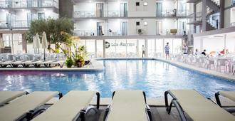أوتل لوس ألاموس - بندورم - حوض السباحة