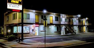Economy Inn Elko - Elko - Building