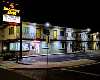 Economy Inn Elko - Elko - Toà nhà