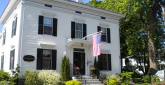 Benjamin F. Packard House - Bath - Edificio