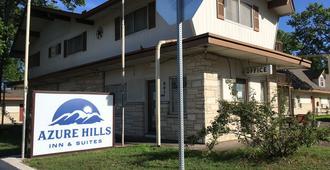 Azure Hills Inn & Suites - Fredericksburg - Building