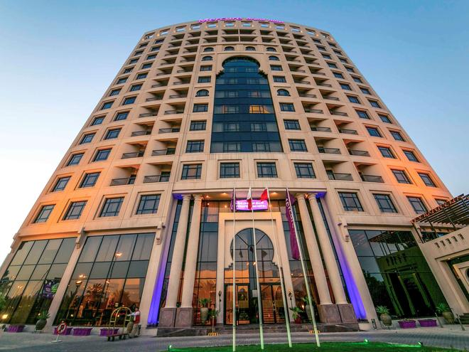 Mercure Grand Hotel Seef - All Suites - Manama - Edificio