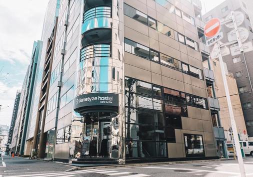 Planetyze Hostel - Tokio - Edificio