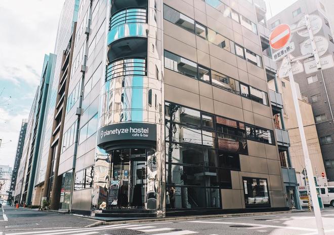 Planetyze Hostel - Tokio - Rakennus