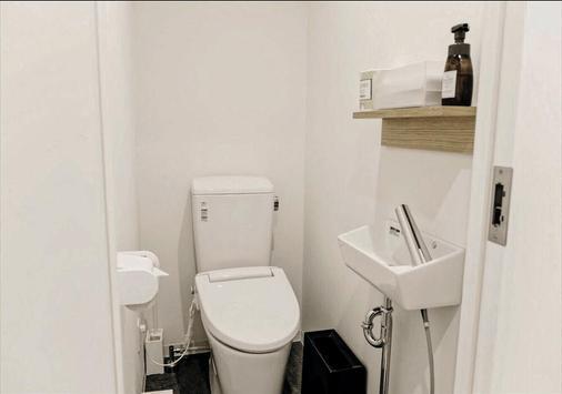 行星旅舍 - 東京 - 浴室