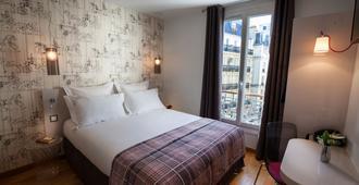 Le Mireille - פריז - חדר שינה