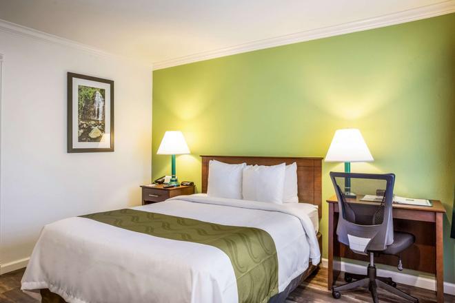 聖巴巴拉品質酒店 - 聖塔芭芭拉 - 聖巴巴拉 - 臥室