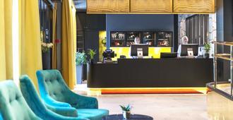 索恩卑爾根布呂根酒店 - 卑爾根 - 卑爾根 - 櫃檯