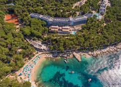 Hotel Aurora - Mali Lošinj - Vista del exterior