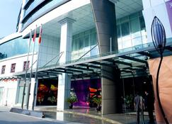 Hotel Soul Suzhou - Suzhou - Byggnad