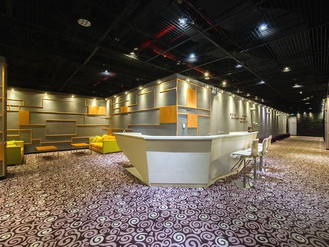 Hotel Soul Suzhou - Suzhou - Ρεσεψιόν