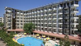 蒙地卡羅酒店 - 式 - 阿蘭雅 - 阿蘭亞 - 建築