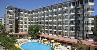 Monte Carlo Hotel - Alanya - Byggnad