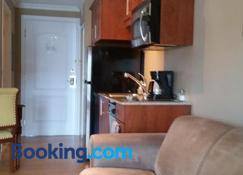 Condo St Sauveur - Piedmont - Living room