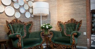 City Hotel Nieuw Minerva - Leiden - Recepción