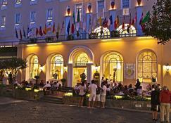 Grand Hotel Quisisana - Capri - Building
