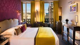 Hotel Les Dames Du Panthéon - Paris - Soveværelse