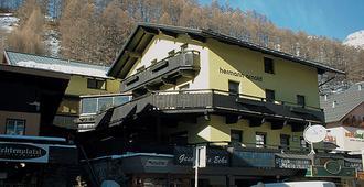Haus Arnold By Chatel Reizen - Sölden - Toà nhà
