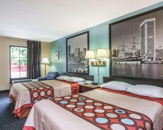Super 8 By Wyndham Camp Springs/Andrews Afb DC Area - Camp Springs - Schlafzimmer