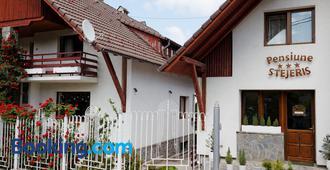 Pension Stejeris - Braşov - Edificio