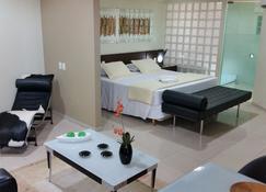 Munart Hotel - Palmas - Bedroom