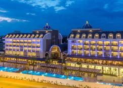 Mary Palace Resort & Spa - Manavgat - Rakennus