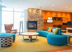 Fairfield Inn & Suites Jamestown - Jamestown - Living room