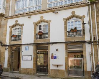 Hotel Restaurante Elisardo - Noia - Building