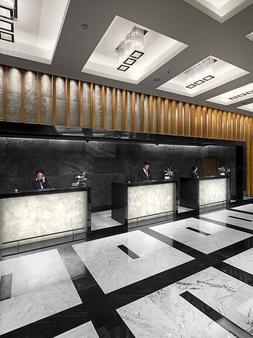Sürmeli Istanbul Hotel - Κωνσταντινούπολη - Ρεσεψιόν